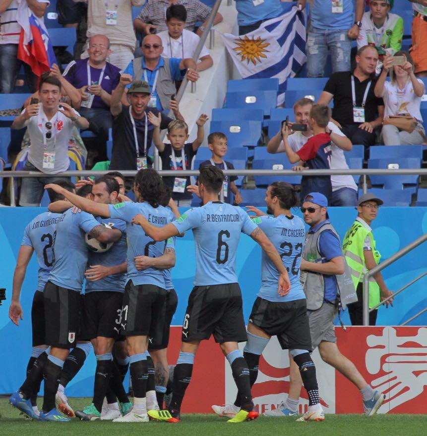 ¡Uruguay nomá!