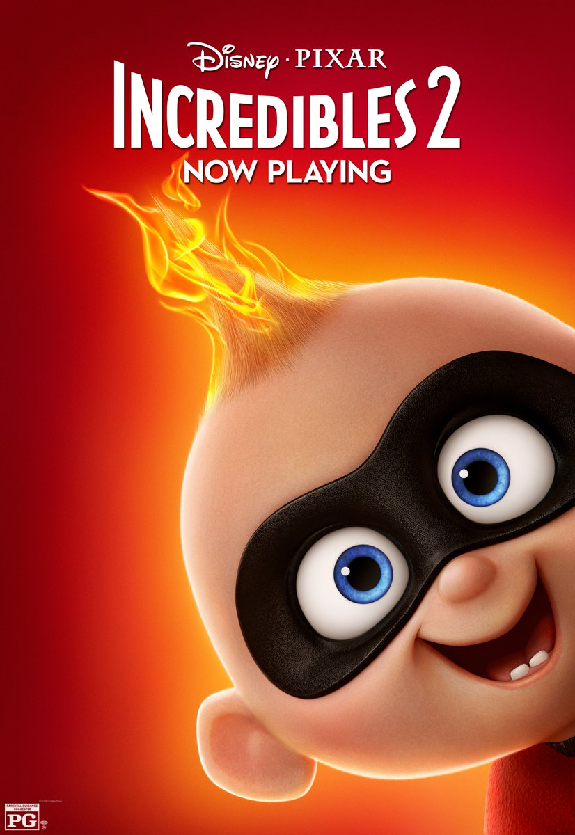 disney pixar s incredibles 2 on twitter your favorite supers are