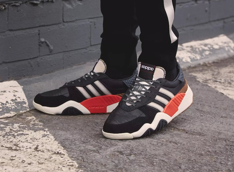 check out 8b7e7 97268 Shop the new low-top AW Turnout Trainer from adidas  Alexander Wang.  Available now at SSENSE for 350 + free shipping. httpsbit.ly2KmE0ig  ...