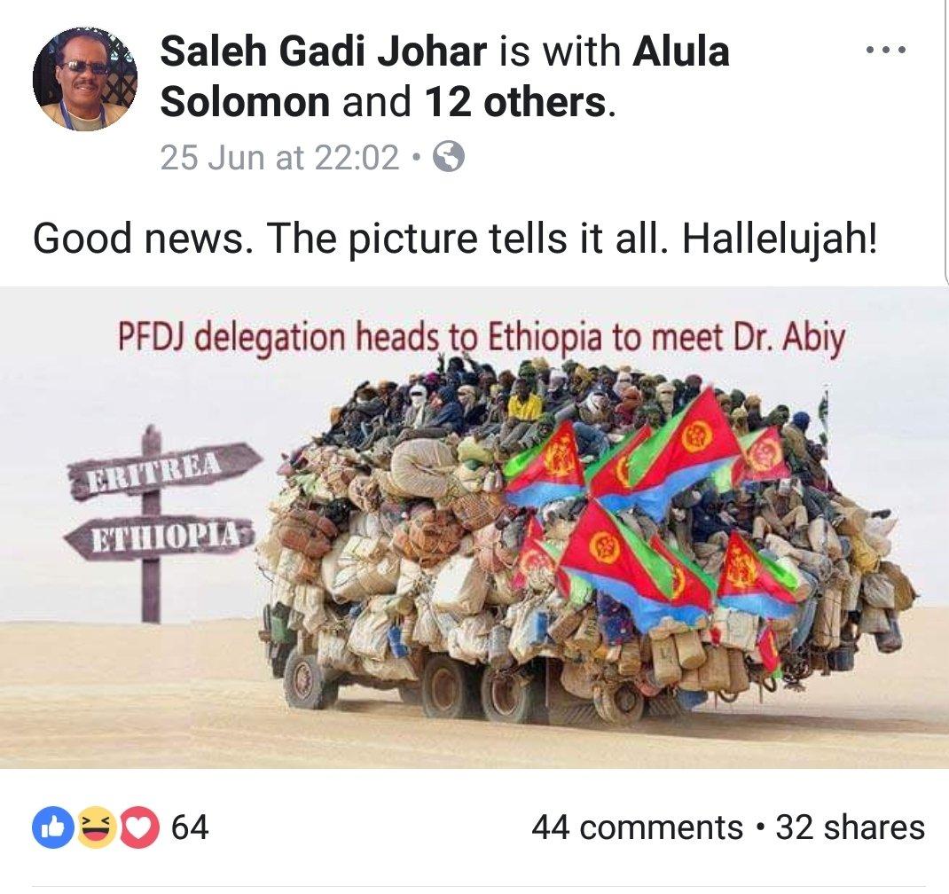 Abebe Gelaw | Facebook