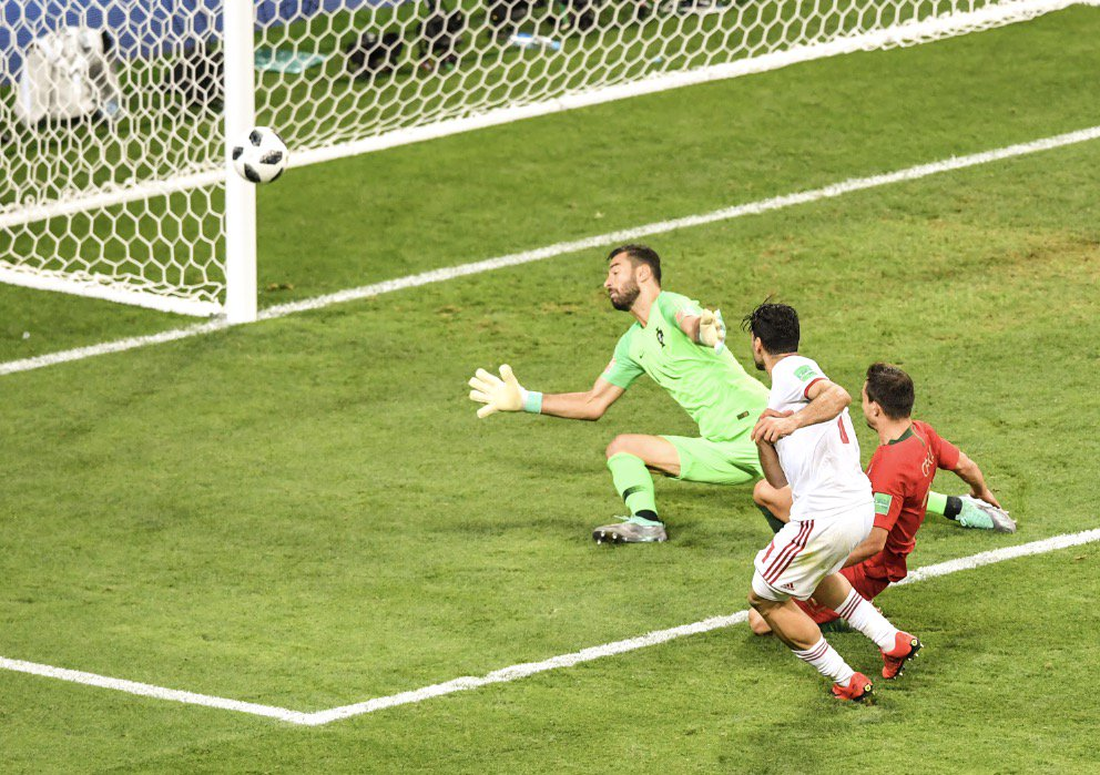 World Cup (2018) - Group B (Portugal, Spain, Morocco, Iran) - Page 26 DgkAHXQXcAAV5rr
