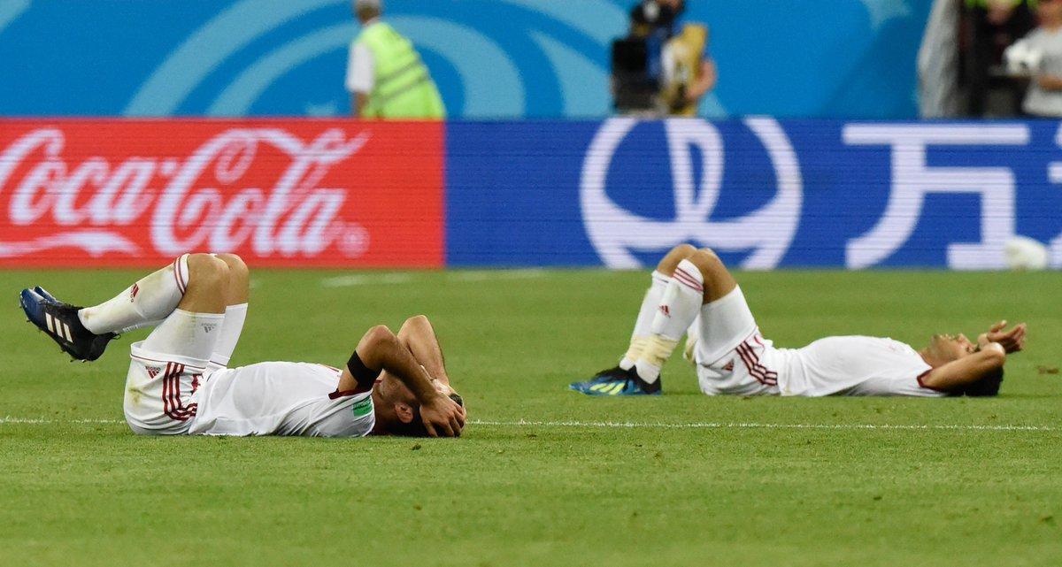 أهداف مباراة البرتغال وايران