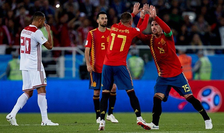 Трансляция матча РФ - Испания стала наиболее популярной наукраинскомТВ