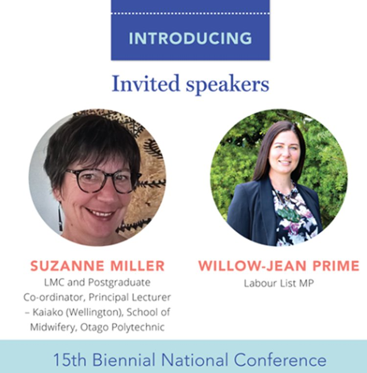 New Zealand College Of Midwives On Twitter More Great Speakers At
