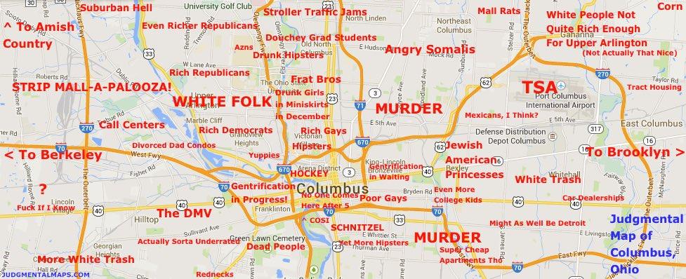 Judgmental Maps (@judgmentalmaps)   Twitter