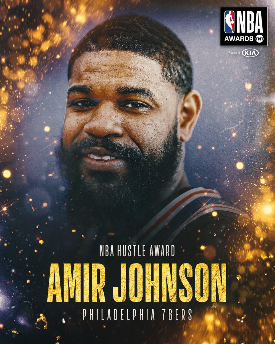 Image result for amir johnson HUSTLE AWARD