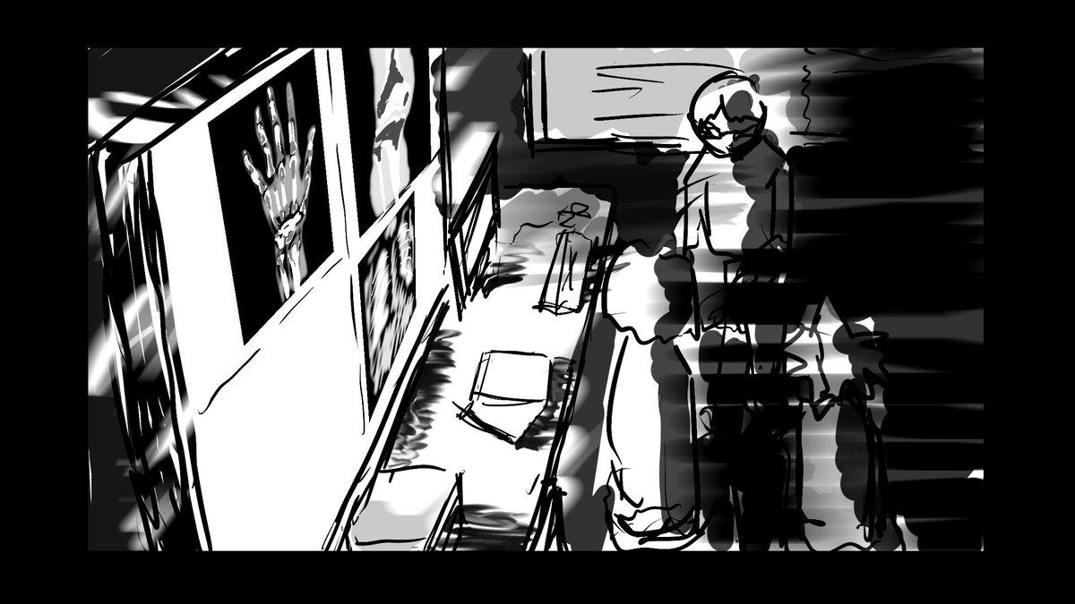人のアニメ手伝ってレイアウトまでウキウキでやるのに終わらないパターンにはまってきてしまった?