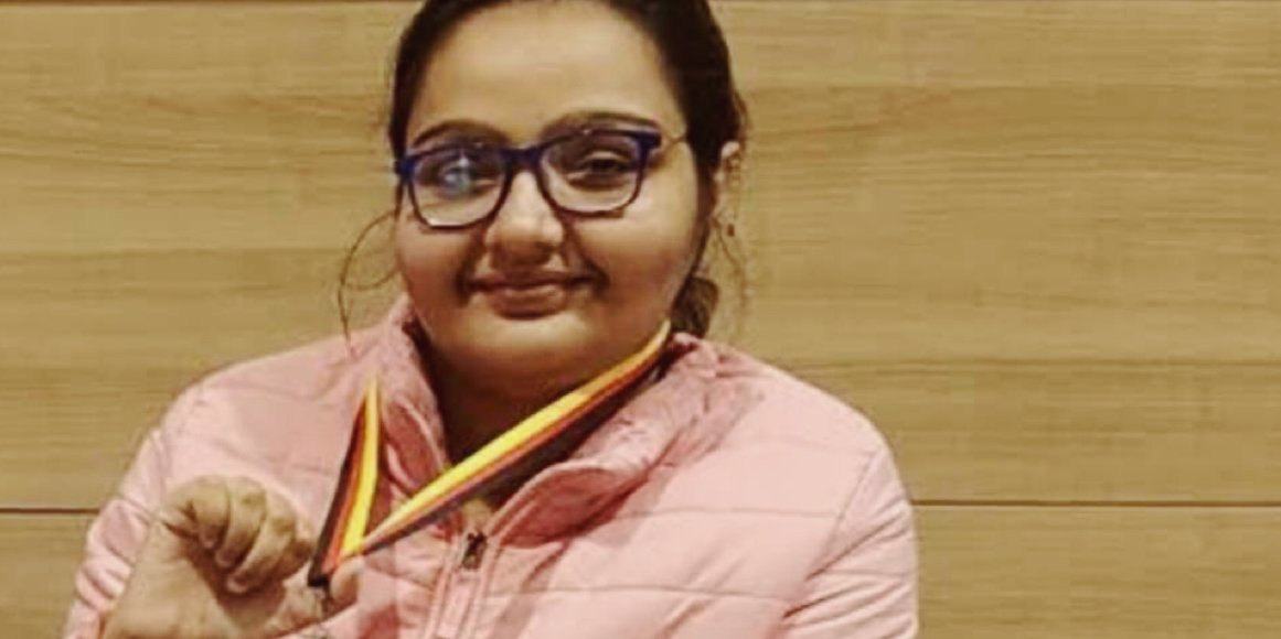 Ekta Bhyan from Hisar wins Gold and Bronze medals in the club and discus throw events at the Para Athletics Grand Prix held in Tunisia. Her perseverance, resilience and dedication are awe-inspiring. More power to you!