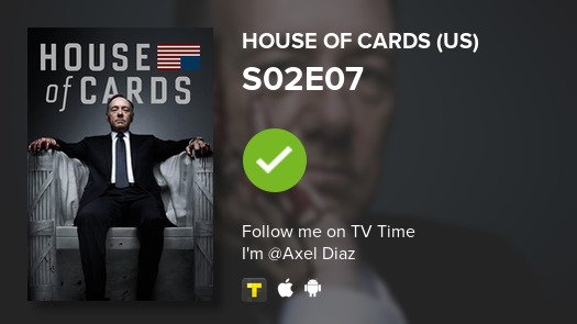 House Of Cards s02e07 720p