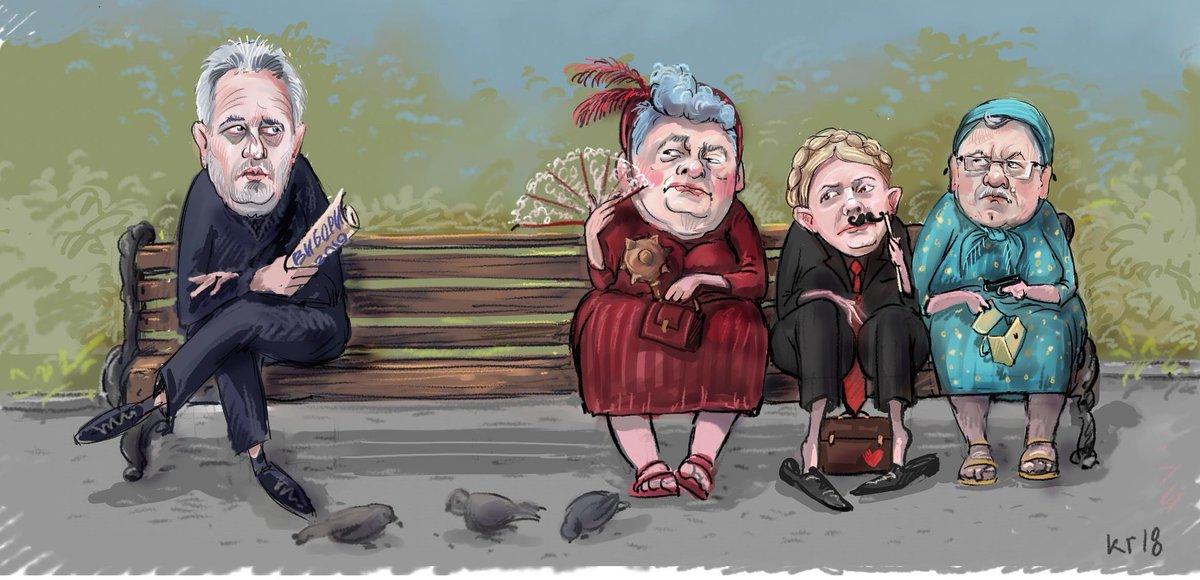 Опитування КМІС: Тимошенко - перша, Гриценко - другий, Ляшко - третій, Порошенко - четвертий (оновлено) - Цензор.НЕТ 8072