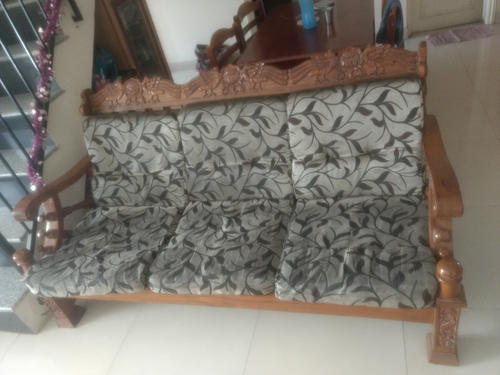 Astounding Click In Classifieds On Twitter Teak Wood Sofa 3 1 1 Set Forskolin Free Trial Chair Design Images Forskolin Free Trialorg