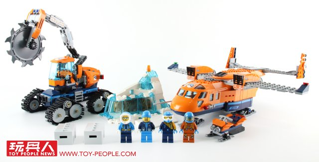 toy people news on twitter unboxing lego 60196 arctic supply
