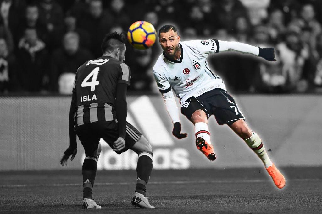 🚀 Déjà-vu  🔥  ⚽ 25/02/18  vs. Fenerba#SüperLighçe ⚽ 25/06/18  vs. Iran   #WorldCup #WM2018#Beşiktaş