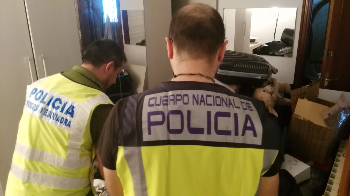 Испанская полиция проводит операцию против «армянской мафии»