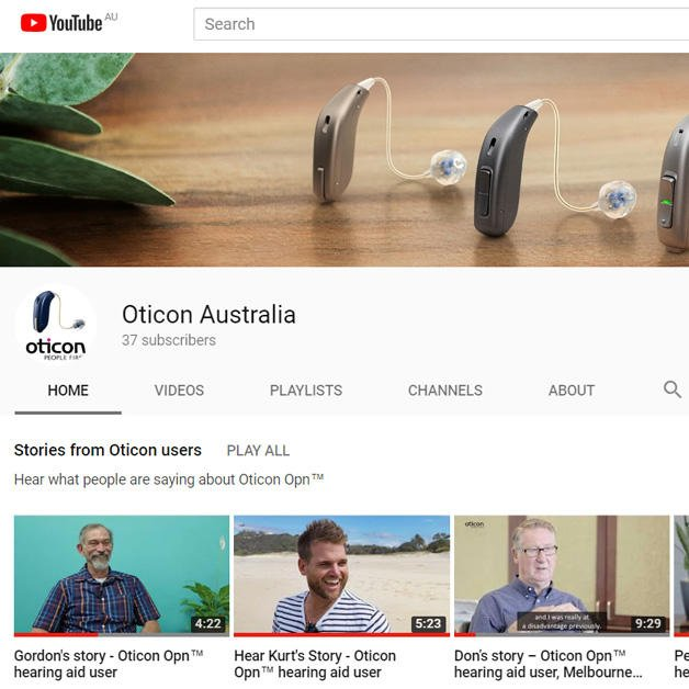 we are australian youtube
