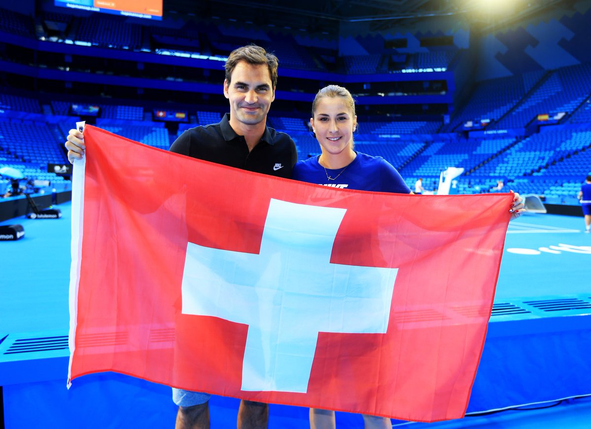 Team Switzerland is back 🇨🇭 Can't wait to play @HopmanCup again with @RogerFederer in @WesternAustralia #HopmanCup #justanotherdayinWA