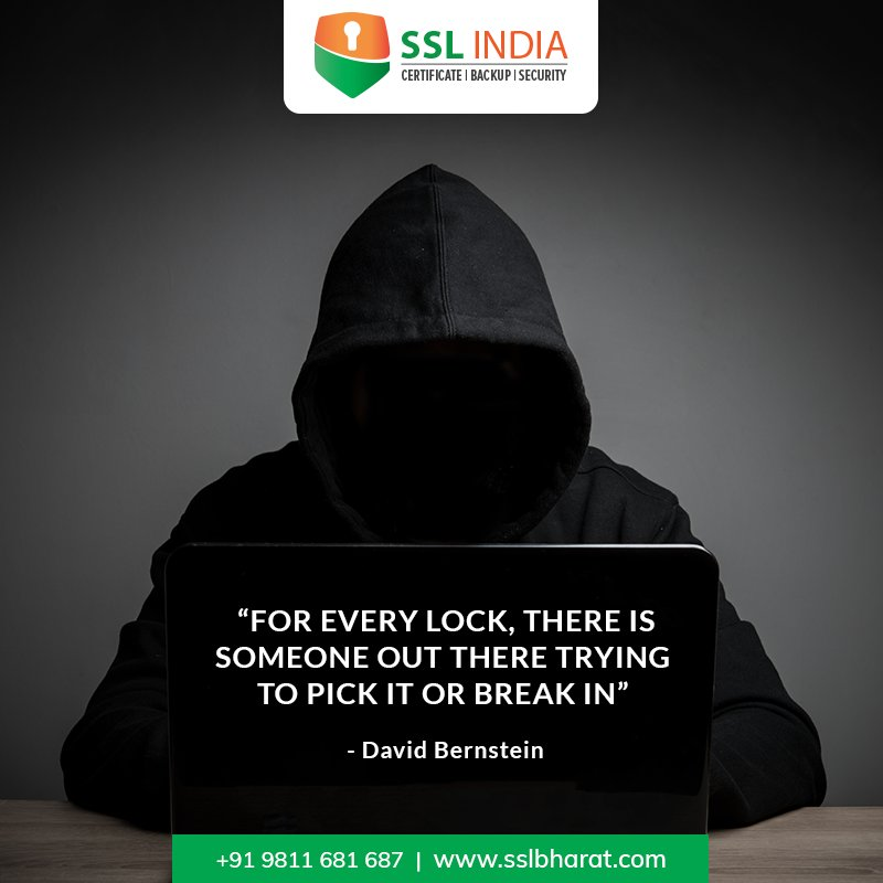 Ssl India On Twitter For Every Lock There Is Someone Out There
