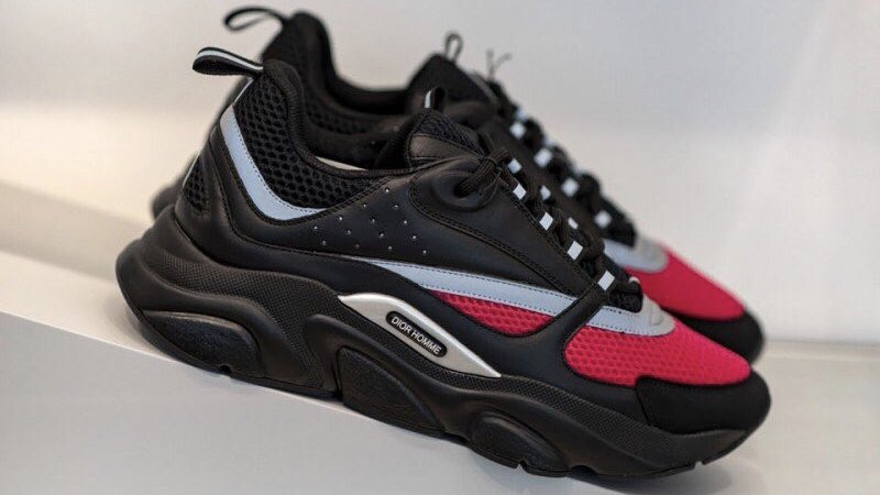 487b801a5e Kim Jones officially debuted his first Dior Homme Men's footwear collection  http://bit.ly/2tvoebb pic.twitter.com/EmEEpWzpGV