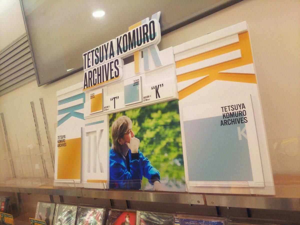 TETSUYA KOMURO ARCHIVES Kに関する画像13