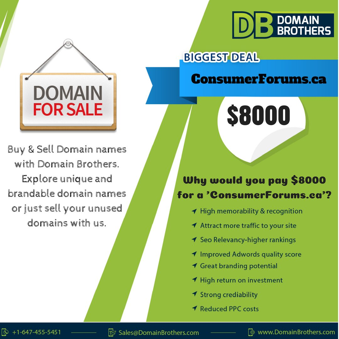 Domain Sell Forum