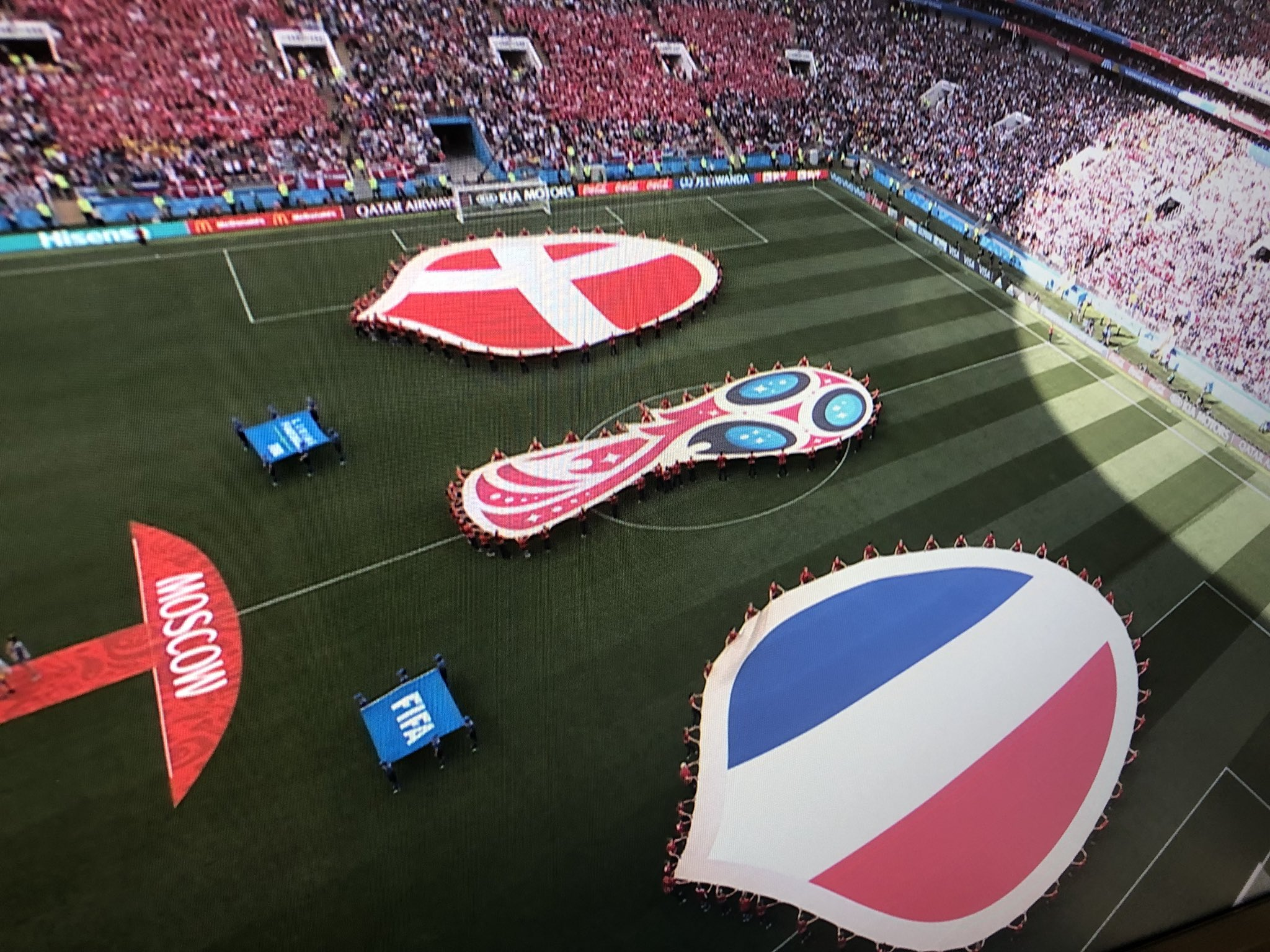 Dinamarca igualo 0-0 ante Francia