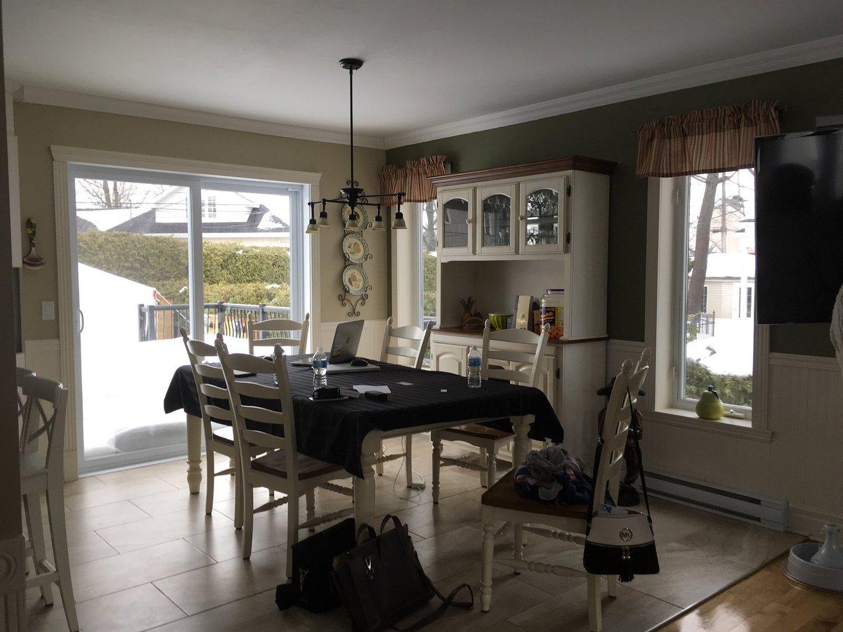 """Home Staging Photos Avant Après line belanger auf twitter: """"avant/après mon passage"""