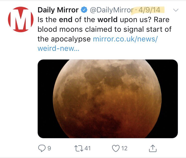 Maybe you'll convince us this time, though, Daily Mirror https://t.co/rGb4AUhe5r