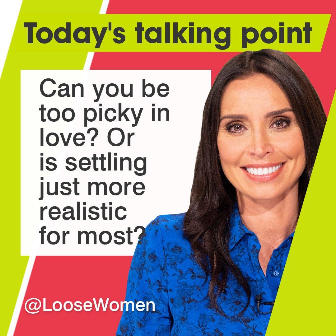 Women too picky