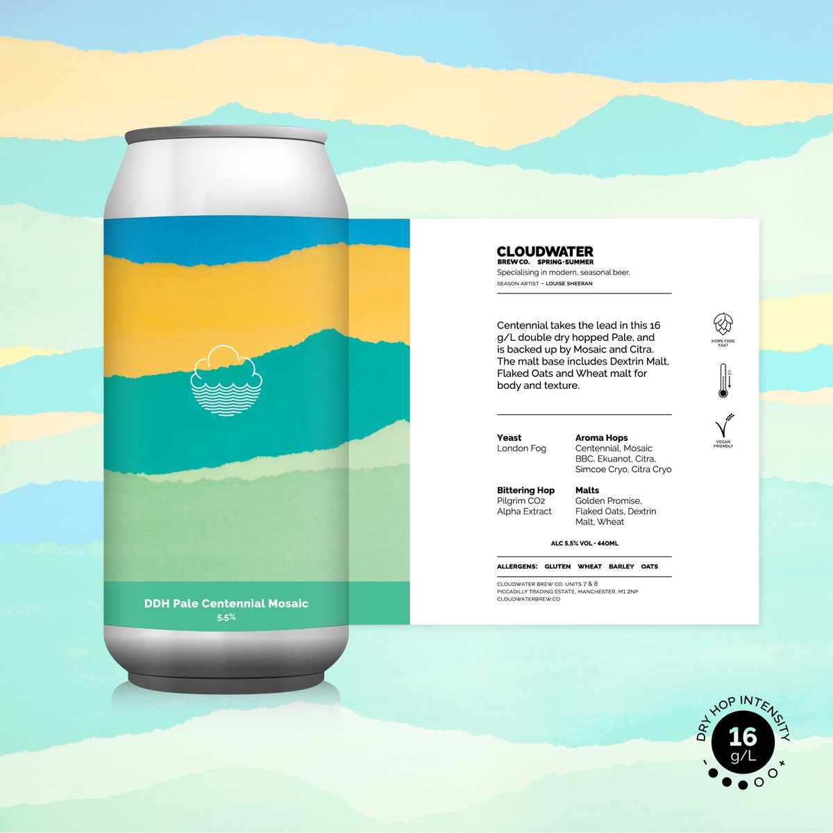 A Choice Brew For This Weeku0027s Weather As We Head Towards @mcrbeerweek.  Http://cloudwaterbrew.co/store/beer/ddh Pale Centennial Mosaic  U2026pic.twitter.com/ ...