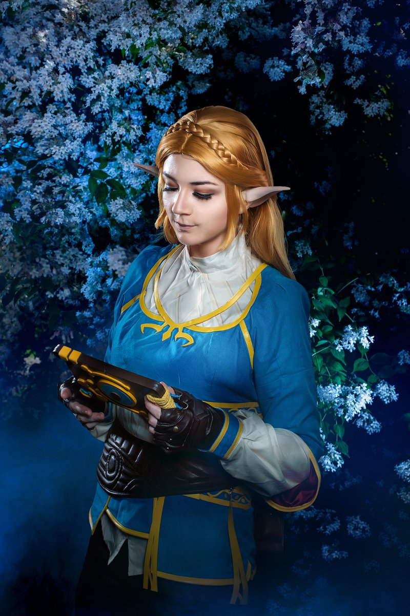 Meriel On Twitter Meriel Me As Princess Zelda From