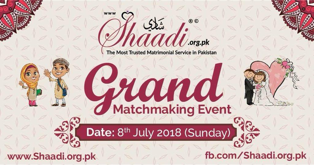 matchmaking karachi