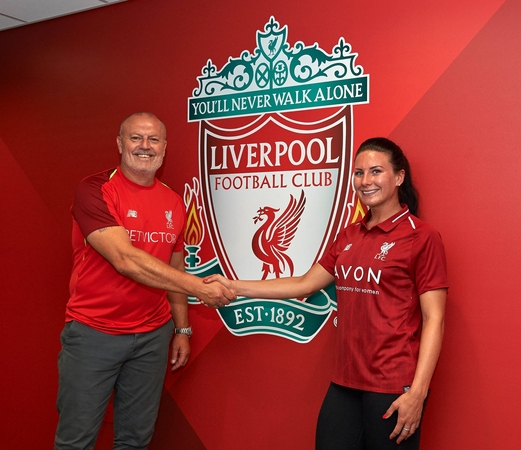 "Liverpool Signings Of Summers Past: Liverpool Ladies FC On Twitter: ""Our First Summer Signing"