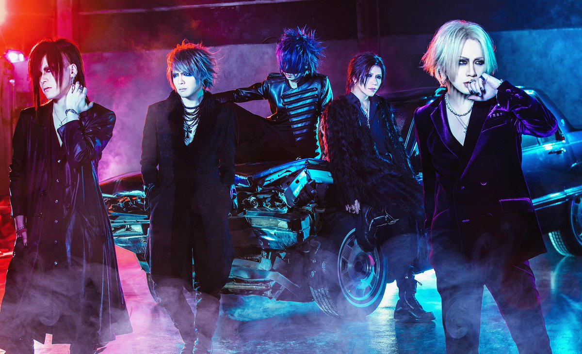 the GazettE_STAFF