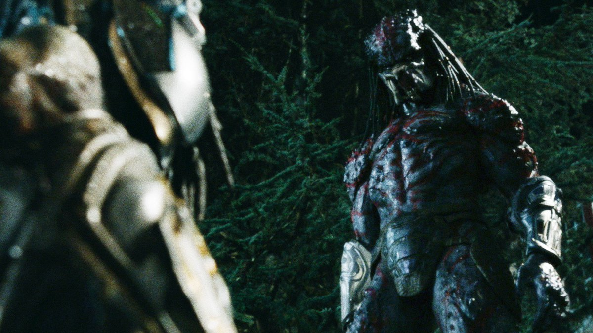 Predator On Twitter The Hunt Has Evolved Watch The New Trailer