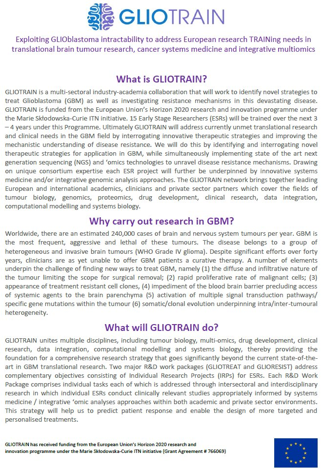 Gliotrain Gliotrain Twitter