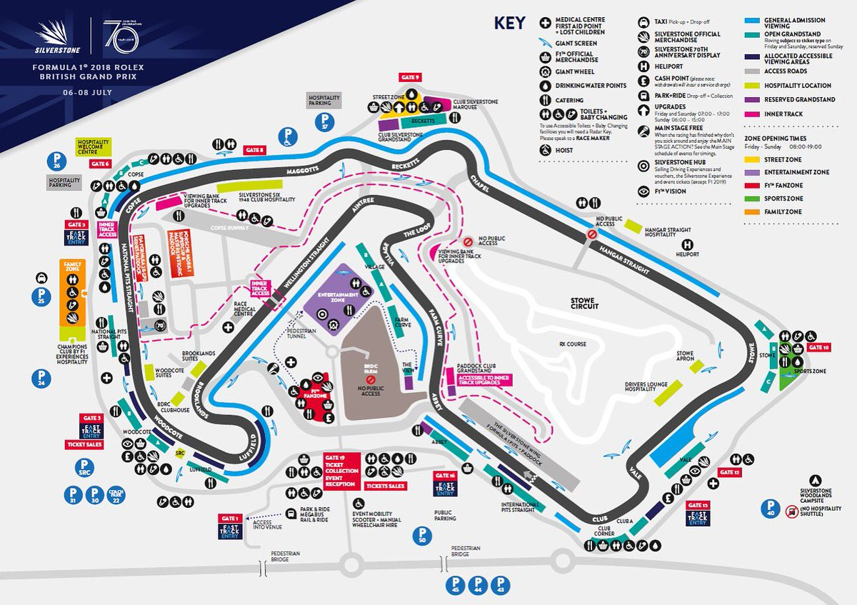 Circuito Silverstone : Silverstone plans another major facilities upgrade f autosport