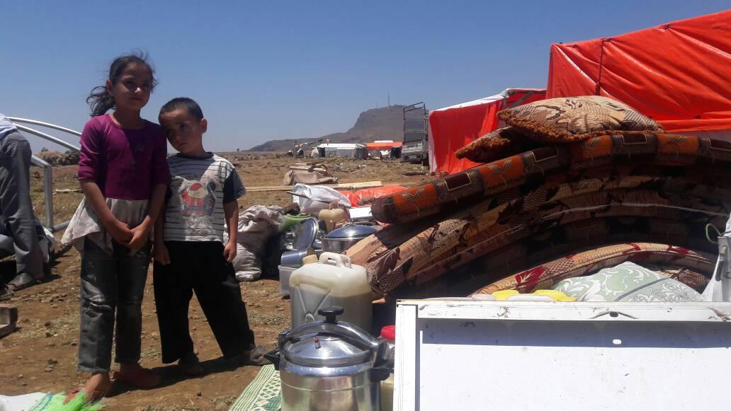 Δυνάμεις της Ιορδανίας μπαίνουν Ν.Συρία – 270.000 πρόσφυγες πολιορκούν Ισραήλ-Ιορδανία – Κίνδυνος για τα κατεχόμενα Υψίπεδα του Γκολάν