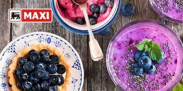 Krenula je sezona savršenog bobičastog voća koje možete koristiti za niz idealnih recepata! #borovnica #smoothie #tart #sladoled Sa čim vi kombinujete borovnice? https://t.co/PnaO3IZe0V