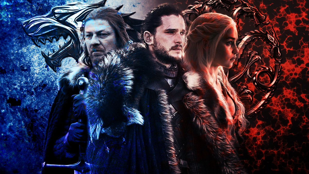 Onin On Twitter Game Of Thrones Stark Targaryen Wallpaper