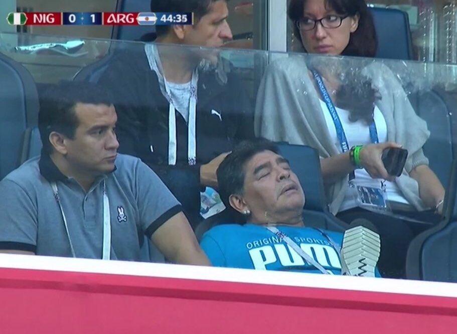 Si te duermes viendo algún partido del Mundial, no te preocupes, con nuestra funcionalidad de control del directo puedes retroceder cuando quieras ⏮