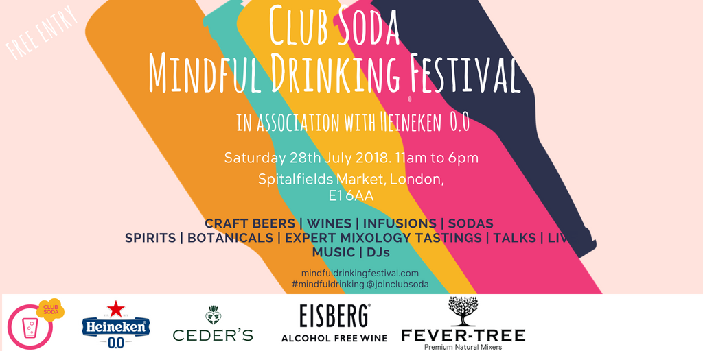The Temperance Spirit Company will be there sampling #TeetotalGnT #TeetotalCubaLibre Looking forward to meeting all.