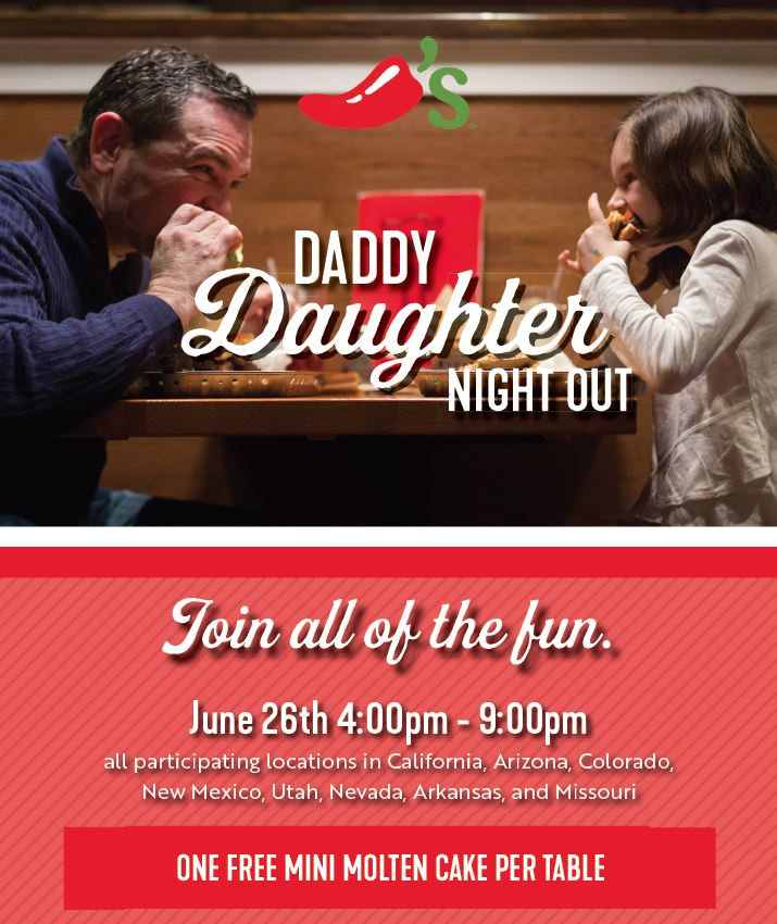 Chico Mall On Twitter Daddy And Daughter Night Out At Chilis