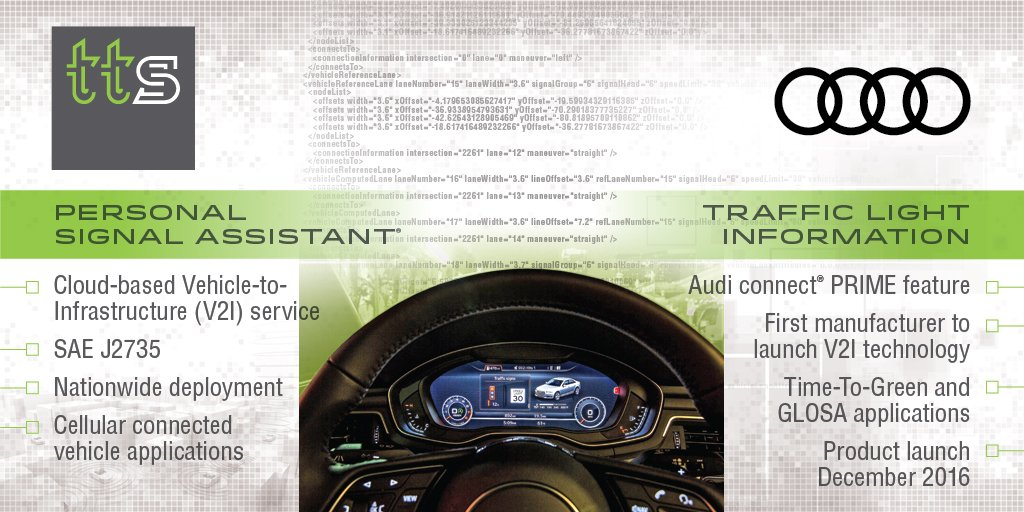 Traffic Technology Services Inc  on Twitter: