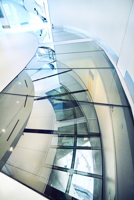 Weve Added A Second GlassFloor Thats Right Glass Floor Located Directly Above The Original Providing Dramatic Two Tier Vertical View 346m