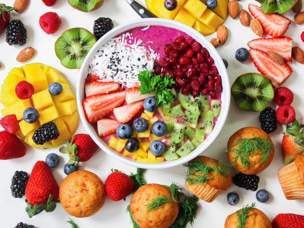 Good Morning Have A Nice Day And A Healthy Breakfast Morning