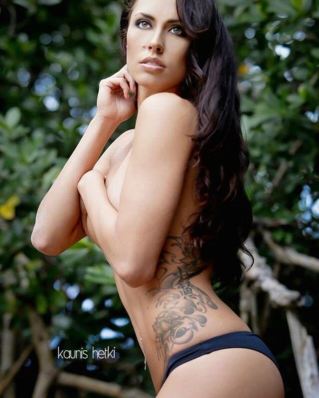 Charissa Littlejohn  nackt