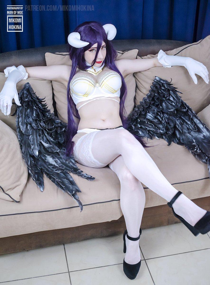 albedo sexy