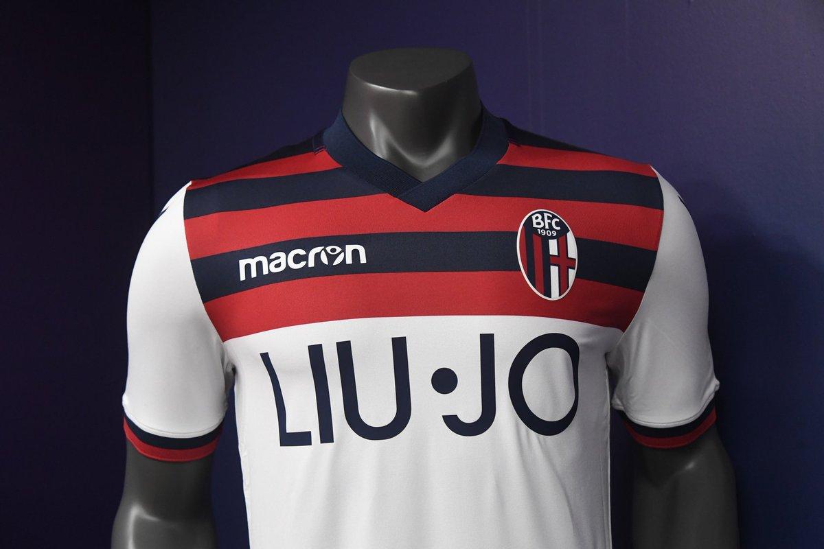 Bologna FC 1909 Camiseta de algod/ón Senior Bologna FC 2019//2020 sin g/énero