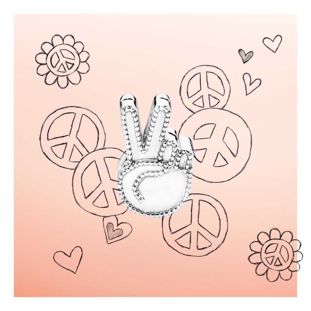 Pandora Jewellery Uk On Twitter Charmingtuesday Add This Symbol