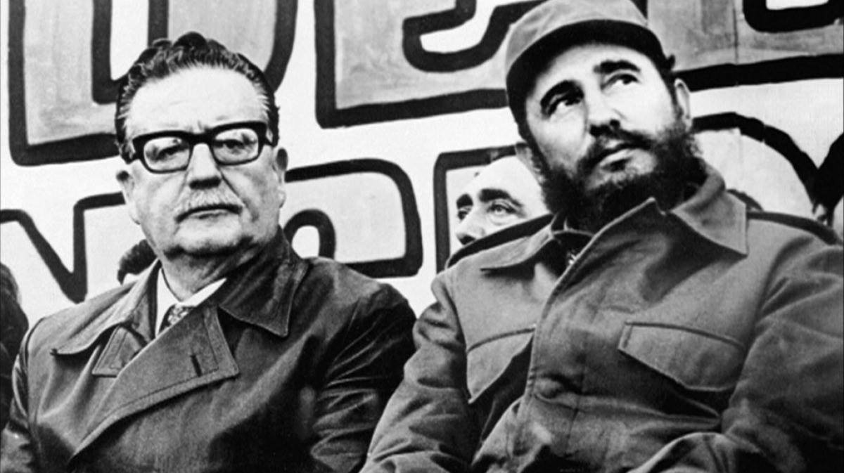 Image result for salvador allende